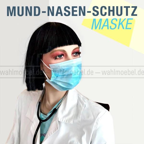 Mund-Nasen-Schutzmaske 5er Paket